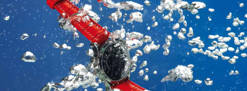 100m Water-Resistant Watch