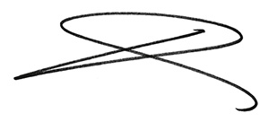 Robert Hirsch Signature