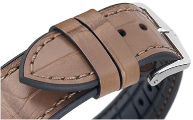 Bracelets-montres caoutchouc en vedette