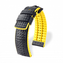 HIRSCH Ayrton Black/Yellow Core