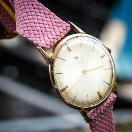 Lip klocka med ABP Panama armband