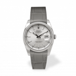 RSA Datejust Grau matt