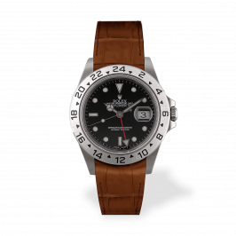 RSA Explorer II Marrón medio mate