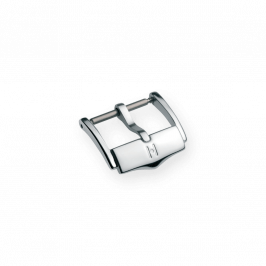 HIRSCH Catwalk Buckle Aluminium brillant