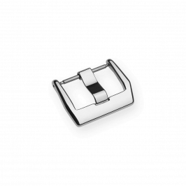 ABP BAR Buckle Acier brillant