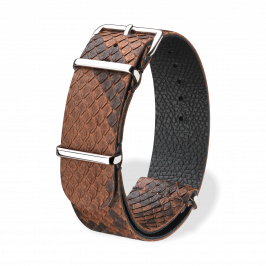 ABP Snake Medium Brown