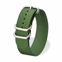 Zulu 3-Ring Green