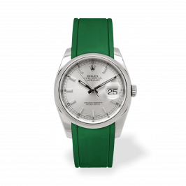 RSR Datejust Green