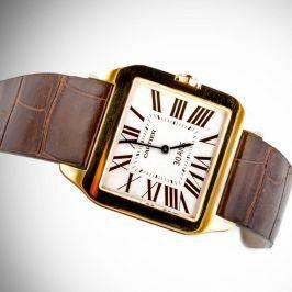 Artisanira de relógio ABP Santos Dumont
