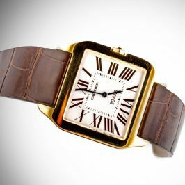 ABP Santos Dumont Watch Strap