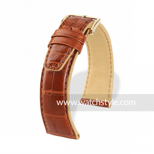HIRSCH Charme Gold Brown Matt
