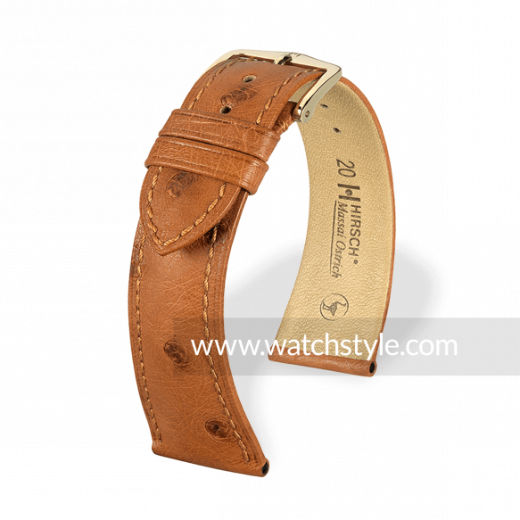 Hirsch Massai Gold Brown