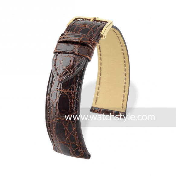 HIRSCH Paris Marron brillant