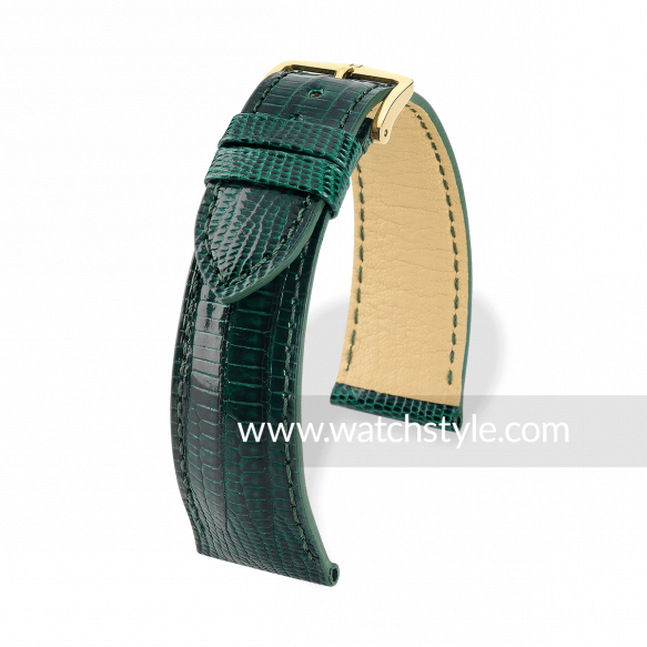 Hirsch Tejus Green Shiny