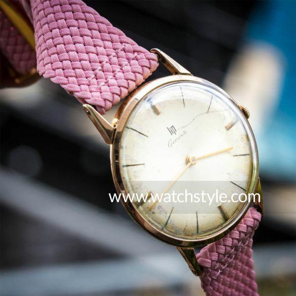 Lip Uhr mit ABP Panama Armband