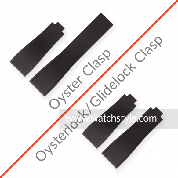 Tipi di fibbie Rolex - Compatibilità del cinturino