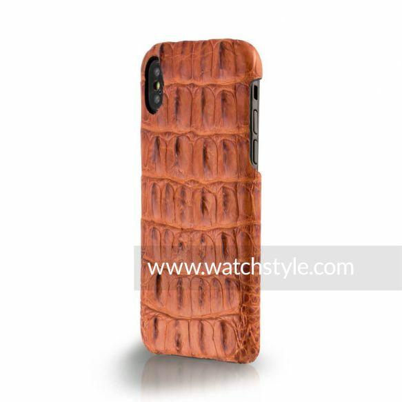ABP iPhone Hornback Caramelo fosco