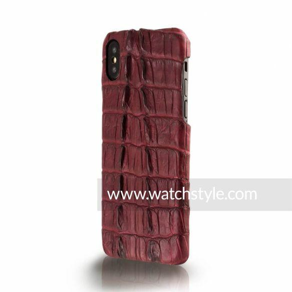 ABP iPhone Horntail Bordeaux mat