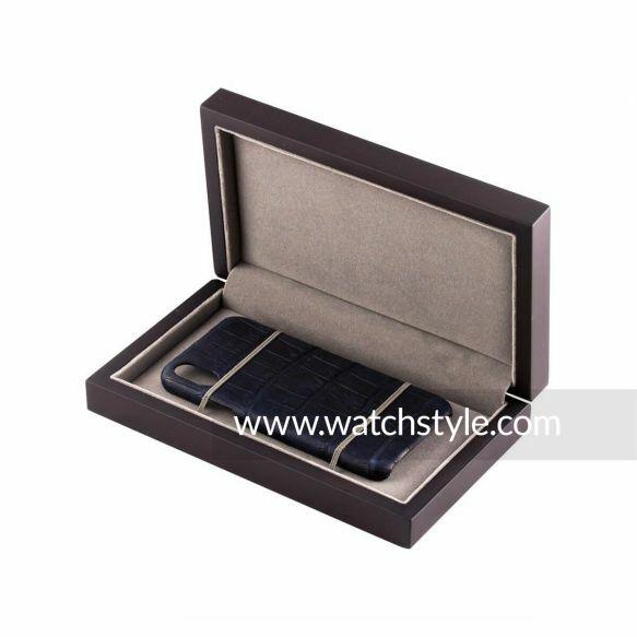 Boîte cadeau pour ABP iPhone Togo Calf