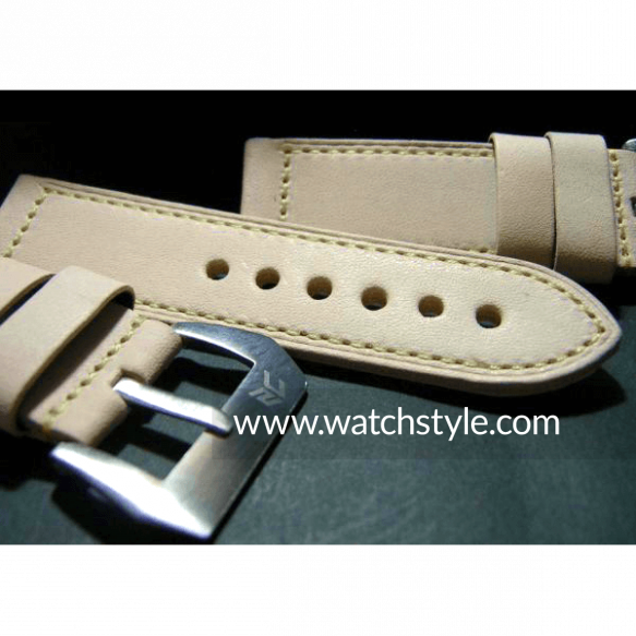 Strap Culture Vetier Virgin LV Tan Calf