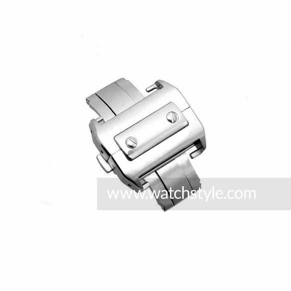 ABP Santos 100 Clasp Stahl glanz
