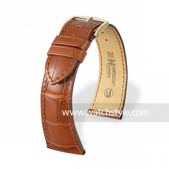 HIRSCH London Gold Brown Matt