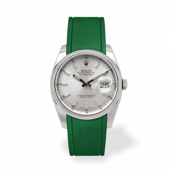 RSR Datejust Green