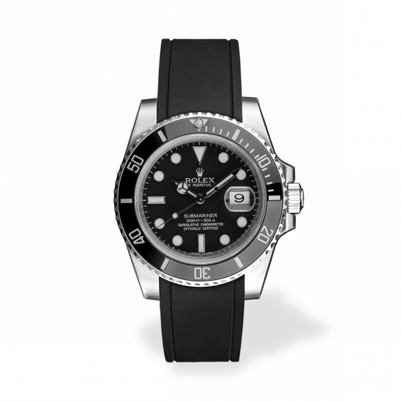 RSR Submariner Zwart