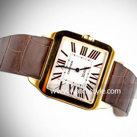 Ремешок для часов ABP Santos Dumont