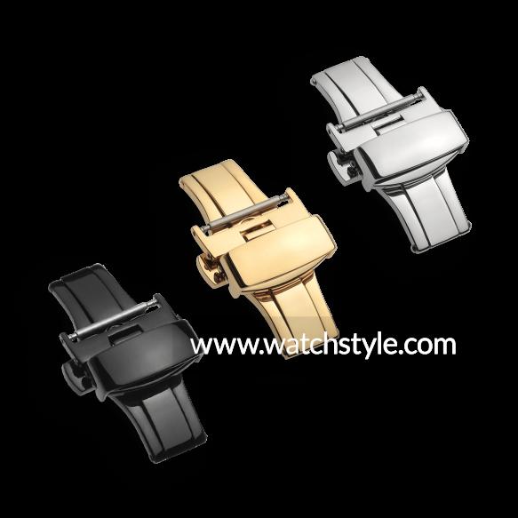 Folding Buckles for ABP Elegance