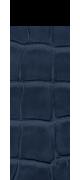 Синий матовый