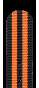 Nero/Arancione